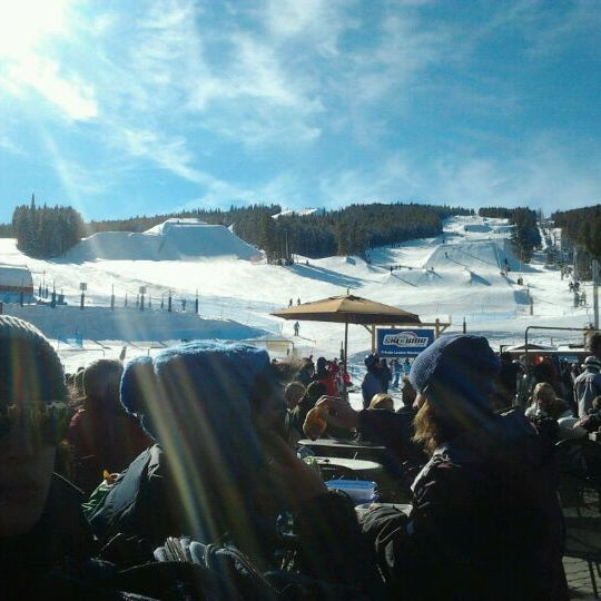 Photo taken at Breckenridge Ski Resort by Ernani U. on 1/10/2012