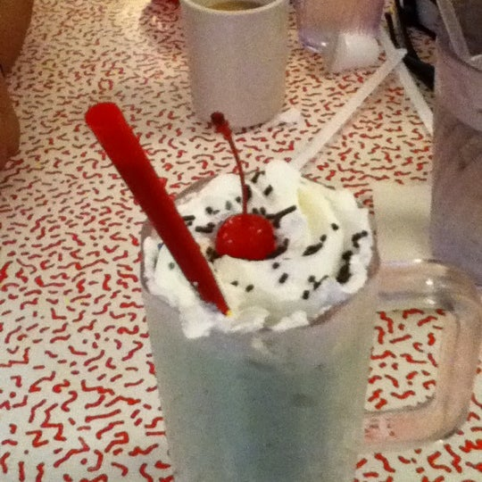 Photo taken at 59 Diner by I Am S. on 4/21/2012