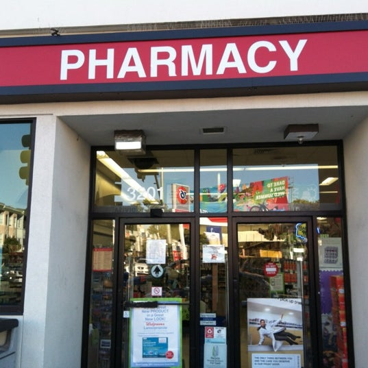 walgreens pharmacy in marina district