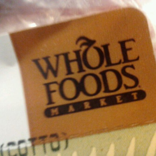Photo taken at Whole Foods Market by Don T. on 5/1/2012