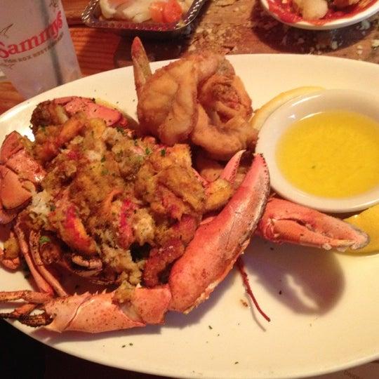 Photos at sammy 39 s shrimp box restaurant city island 64 for Sammy s fish box