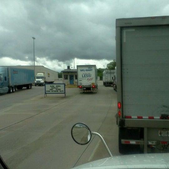 Walmart Distribution Center 6023 - Sutherland, VA