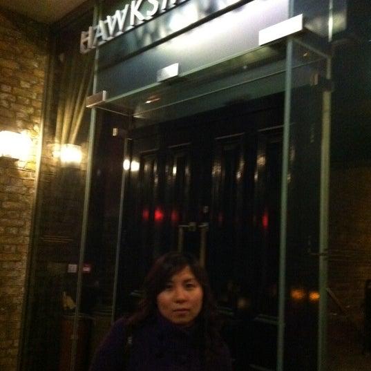 Photo taken at Hawksmoor Seven Dials by Tony Y. on 2/14/2011
