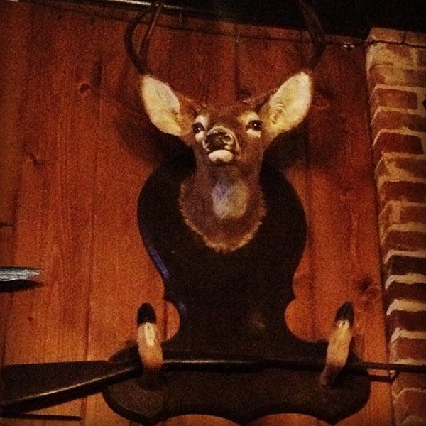 Photo taken at Tune Inn Restaurant & Bar by juliet s. on 1/28/2012
