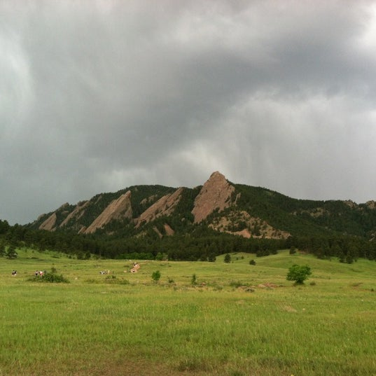 Photo taken at Chautauqua Park by Kelcy H. on 6/2/2012