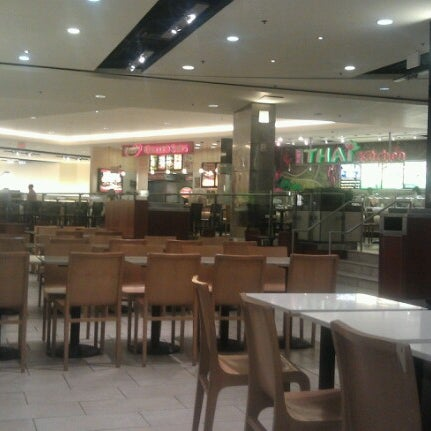 Garden State Plaza Food Court Paramus Nj