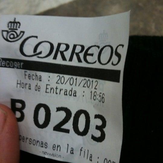 Oficina correos la dreta de l 39 eixample consell de cent for Oficina correus barcelona