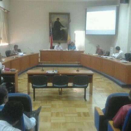 Photo taken at Municipalidad de San Bernardo by Ilustre Municipalidad S. on 12/1/2011
