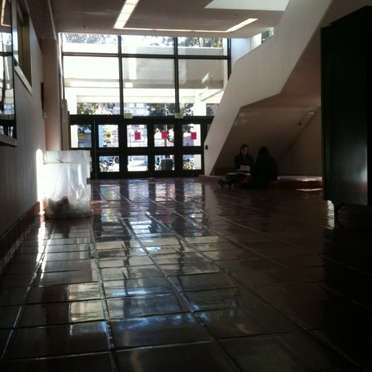 Photo taken at Taper Hall (THH) by Ilana B. on 1/27/2011