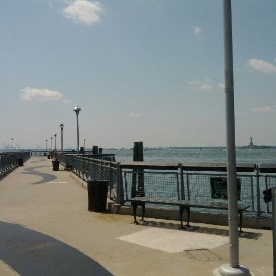 Photo taken at Louis Valentino, Jr. Park & Pier by Tonton F. on 7/4/2012