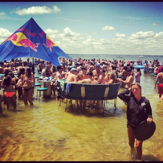 Photo taken at Seacrets by Kate N. on 6/16/2012