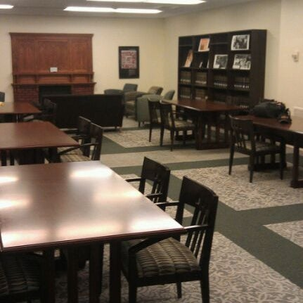 Vcu cabell study rooms