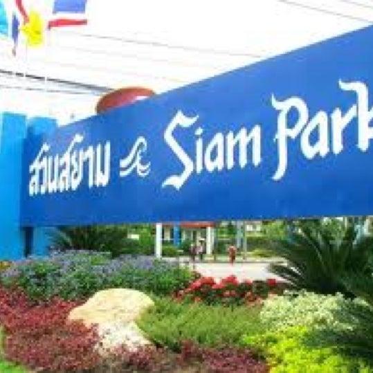 Photo taken at Siam Park City (สยามพาร์คซิตี้) by Meaw on 6/4/2012