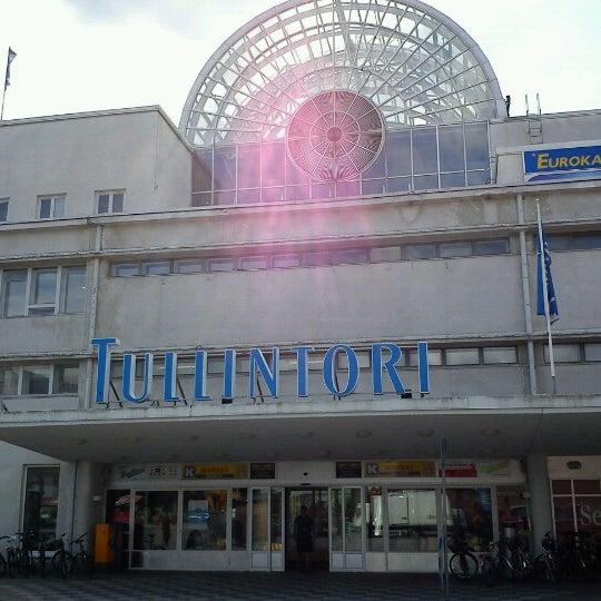Photo taken at Tullintori by Tomi H. on 7/5/2012