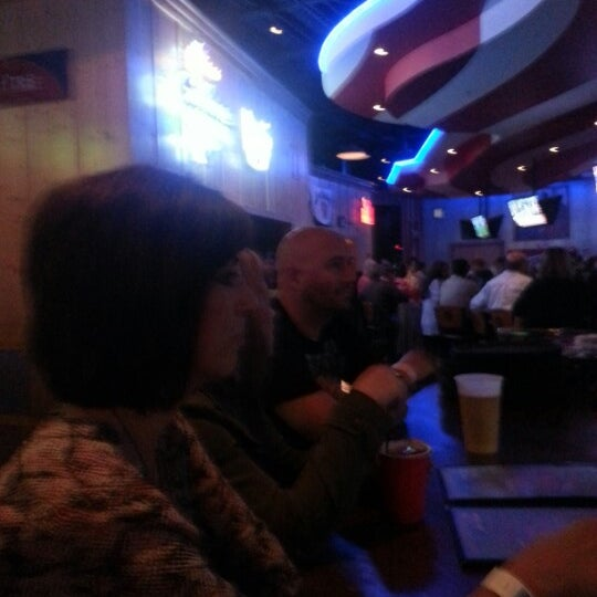 Photo taken at Toby Keith's I Love This Bar & Grill by Cassy K. on 9/8/2012