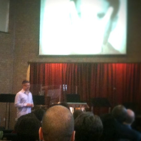 Photo taken at Hitchin Christian Centre by Paul W. on 4/29/2012