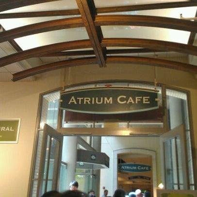 Atrium Cafe Smithsonian Reviews