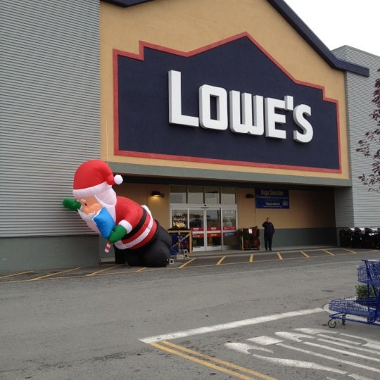 a comparison of home depot and lowes two home improvement industries Home depot and lowe's are two home improvement chains in the united states home depot is the leading company in this industry followed by lowe's as the second.