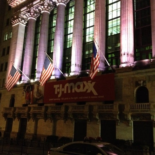 Photo taken at NYSE Euronext by Daniel S. on 11/25/2011