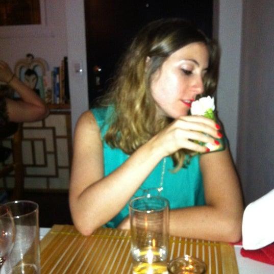 Photo taken at Cocina Sunae by Tim N. on 12/10/2011