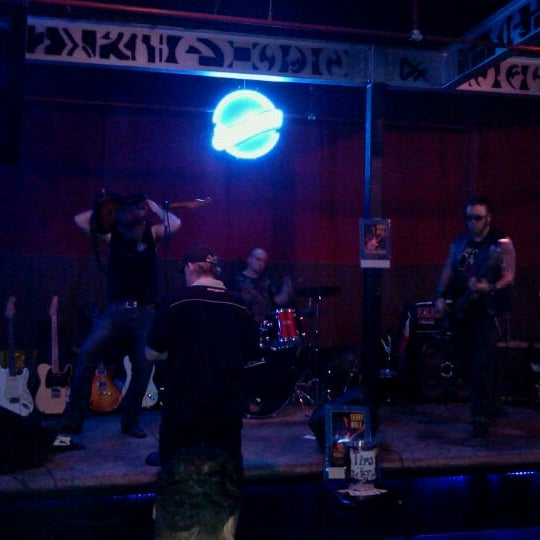 Photo taken at Blue Moon by Chris R. on 9/15/2011
