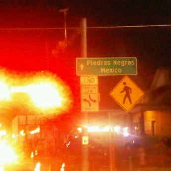 Photo taken at USA Border To Mexico by Guillermo A. on 10/29/2011