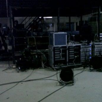 Photo taken at Studio 4 RCTI by Enjum_mari M. on 1/6/2012