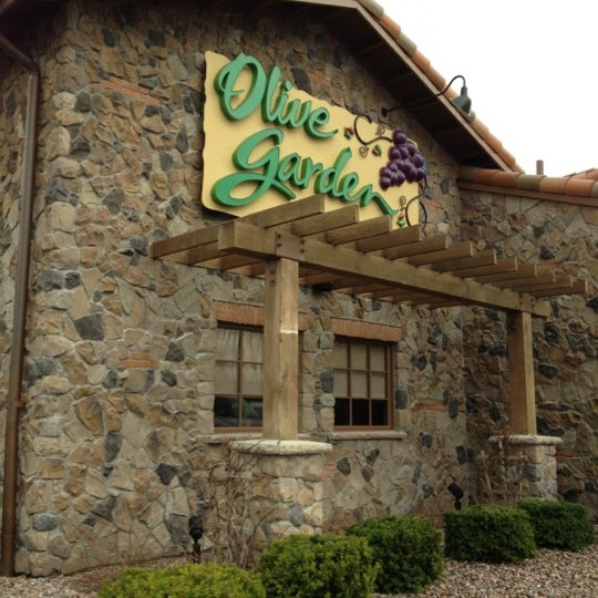 Olive Garden Watertown Ny