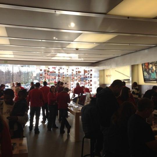Photo taken at Apple Friendly Center by Scott W. on 12/23/2011