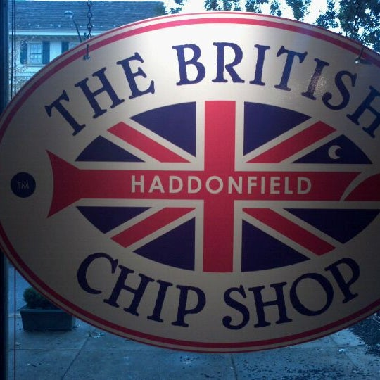 The british chip shop 36 tips for Two fish haddonfield menu