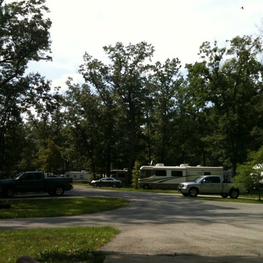 Indiana Dunes Campground - Chesterton, IN
