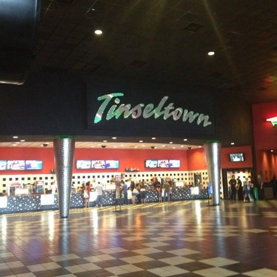 Tinseltown Movie Theater Houston