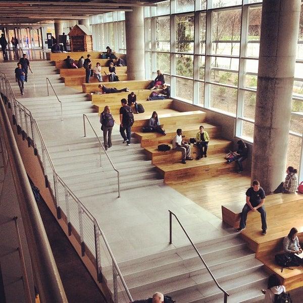 Clough Undergraduate Learning Commons Culc Georgia