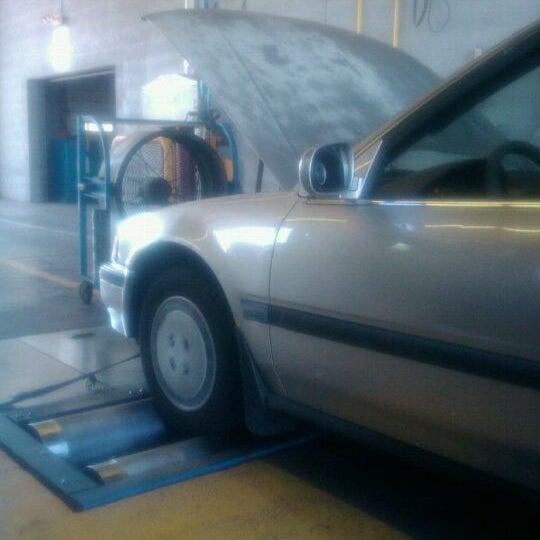 ADEQ Vehicle Emissions Testing Station - Mesa, AZ