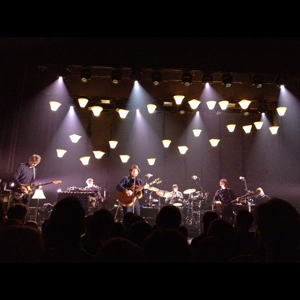 Photo taken at AB Ancienne Belgique by Nassia on 3/3/2012