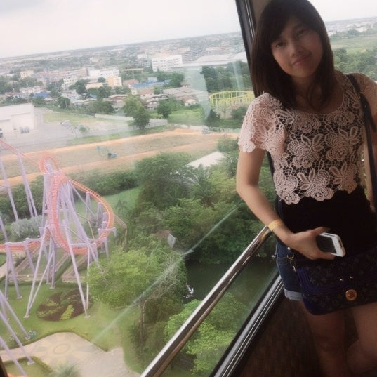 Photo taken at Siam Park City by jang j. on 6/17/2012