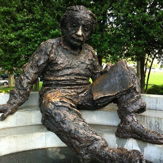 Albert Einstein Memorial Northwest Washington