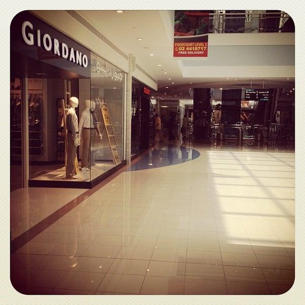 Photo taken at Mushrif Mall by K'rölL Riz 6+ on 5/27/2012