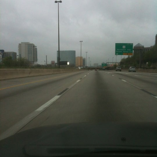 Photo taken at U.S. Highway 75 (US-75) by Joel W. on 3/13/2012