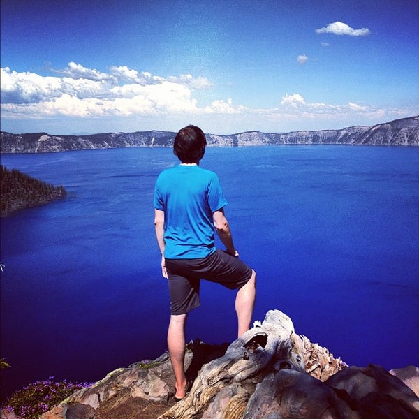 Photo taken at Crater Lake National Park by Justin M. on 7/9/2012