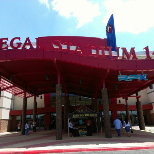 Find Regal Fiesta Stadium 16 showtimes and theater information at Fandango. Buy tickets, get box office information, driving directions and more.