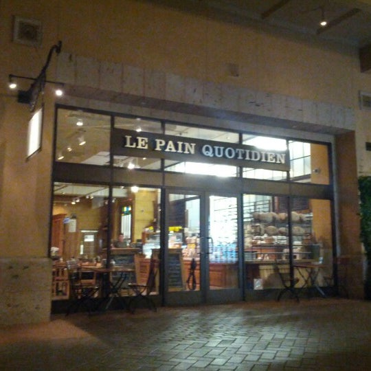 Photo taken at Le Pain Quotidien by Bryan W. on 8/4/2012