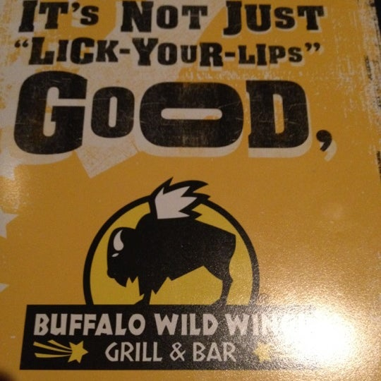 Photo taken at Buffalo Wild Wings by Justin W. on 2/22/2012