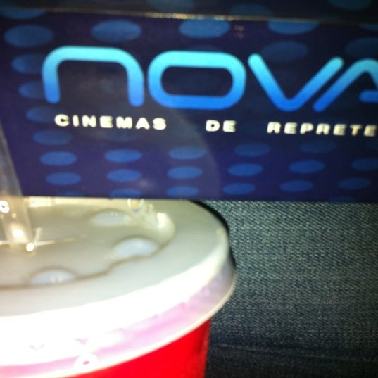 Photo taken at Nova Cinemas by Karina C. on 3/31/2012