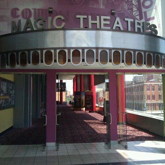 Magic johnson movie theaters