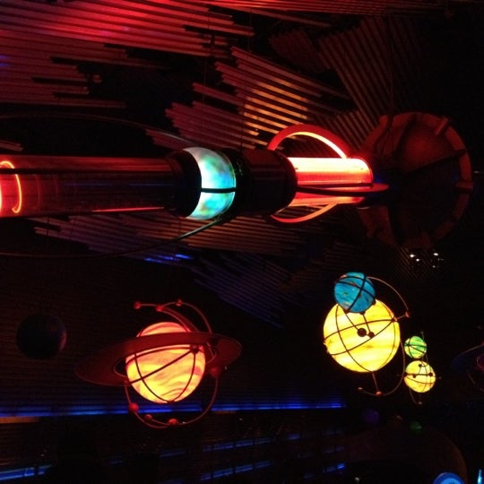 T J Kong Ride The Bomb: Photos At Hyper Space Mountain