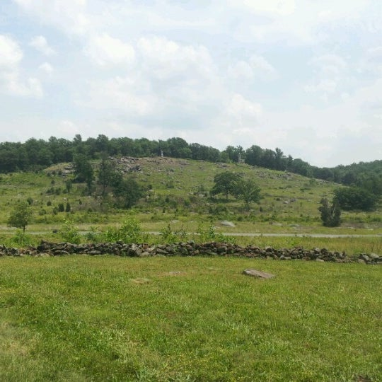 Photo taken at Wheatfield, Gettysburg Battlefield by Peter K. on 6/11/2012