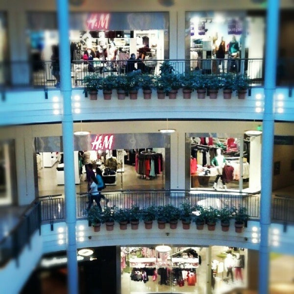 Photo taken at H&M by Stephen M. on 8/24/2012