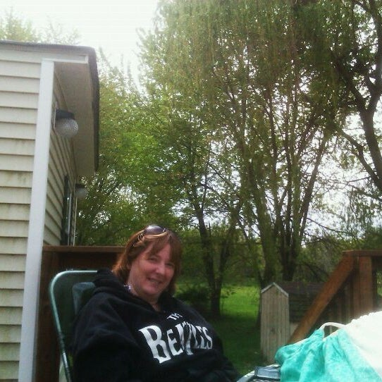 Photo taken at Woodhaven Lakes by Tom G. on 4/21/2012