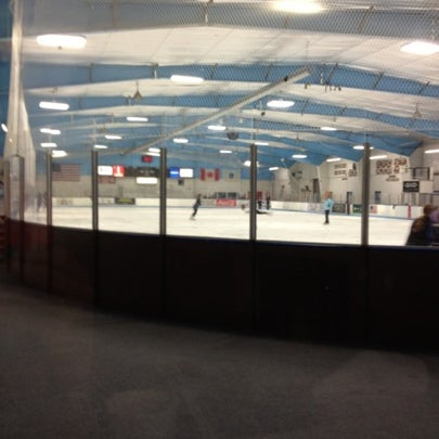 Photo taken at Charles Moore Arena by amanda on 8/23/2012